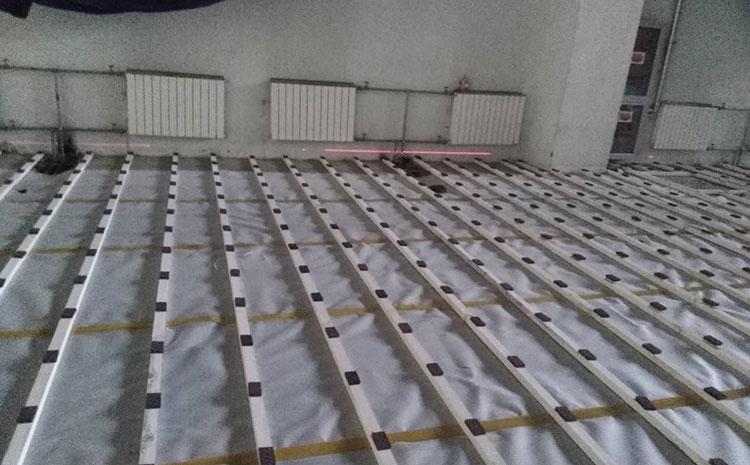 新疆企口体育木地板哪个品牌好