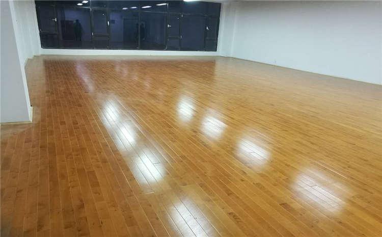 硬木企口体育木地板代理商