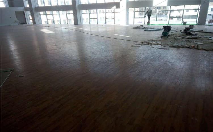 南京专业实木运动地板生产厂家