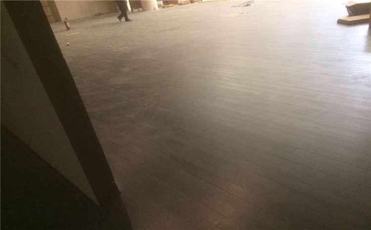 上海专用实木运动地板翻新