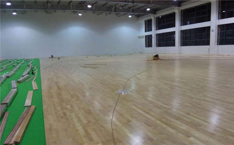舞蹈室木地板保养