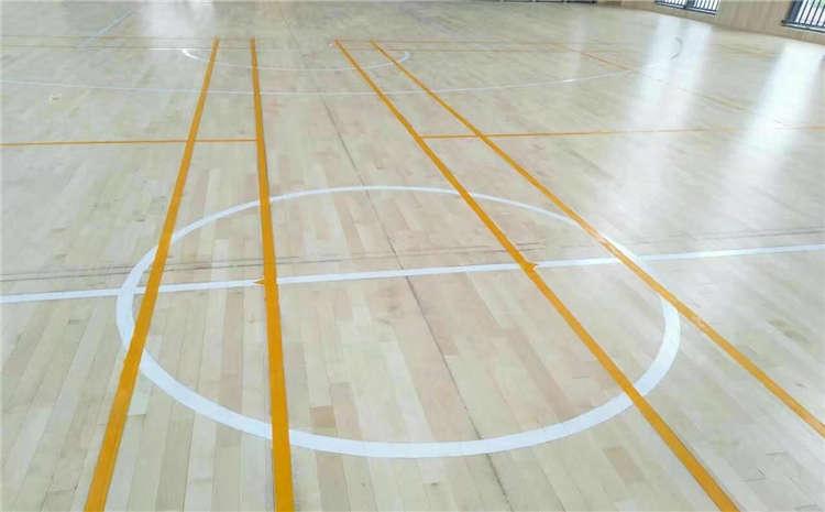 杭州专用体育木地板价格表