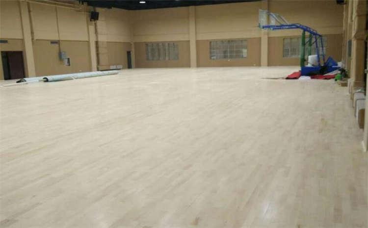 郑州硬木企口实木运动地板哪个品牌好