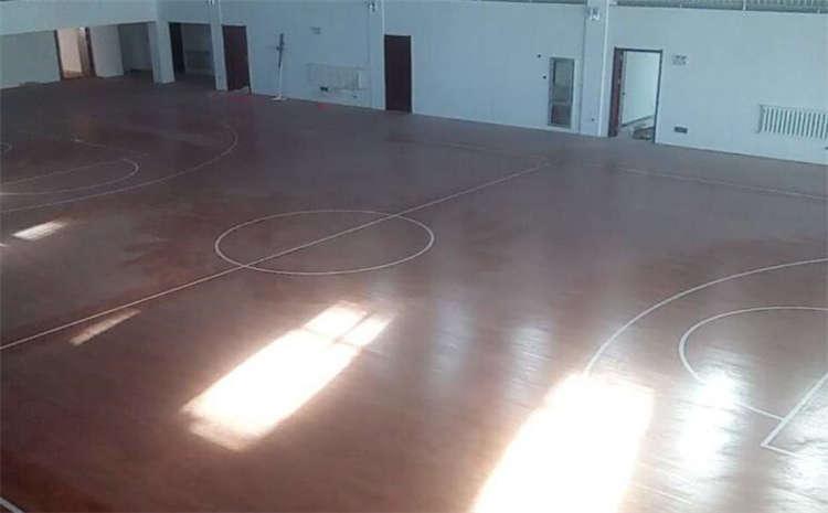 上海企口体育场地板厂家电话