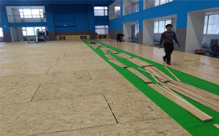 专用篮球场地板哪家公司好