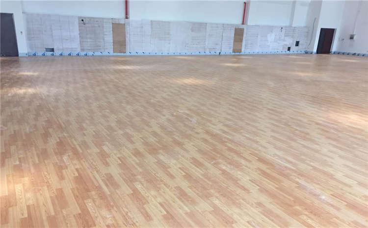 学校体育木地板厂家直销