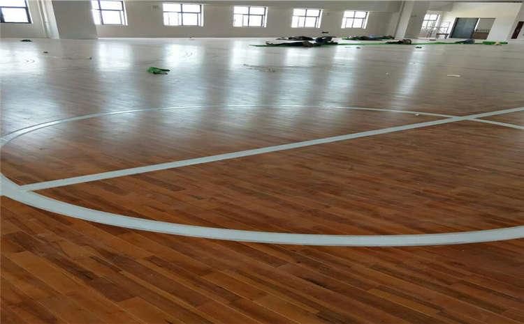 拼装风雨操场实木地板公司