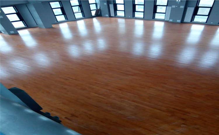 武汉枫桦木体育场地板厂家直销