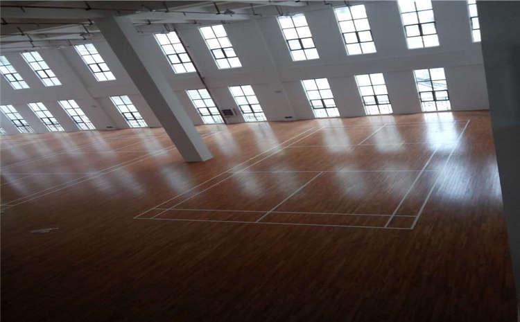福州专业体育场地板每平米价格