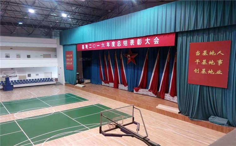拼装舞台运动地板生产厂家