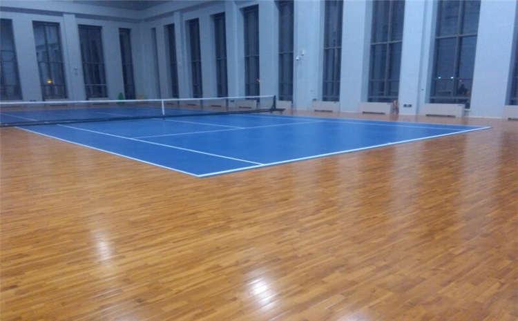 陕西枫桦木体育木地板直销