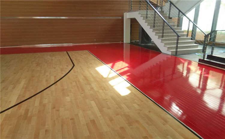 常用的舞蹈室木地板厂家