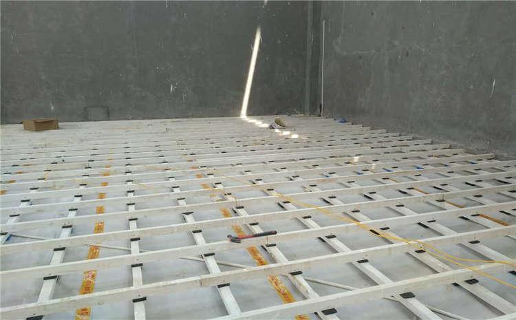 湖南企口体育木地板厂
