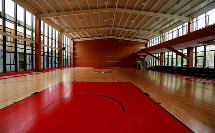 室内舞台实木地板施工工艺