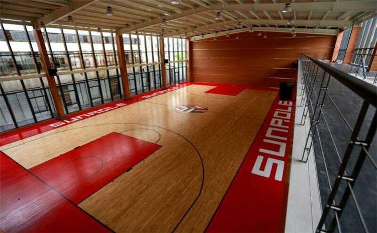 常用的体育木地板大全