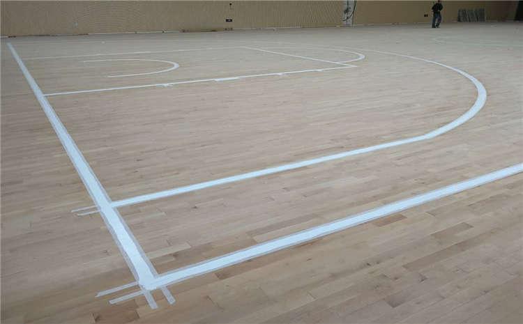 柞木舞蹈室木地板每平米价格
