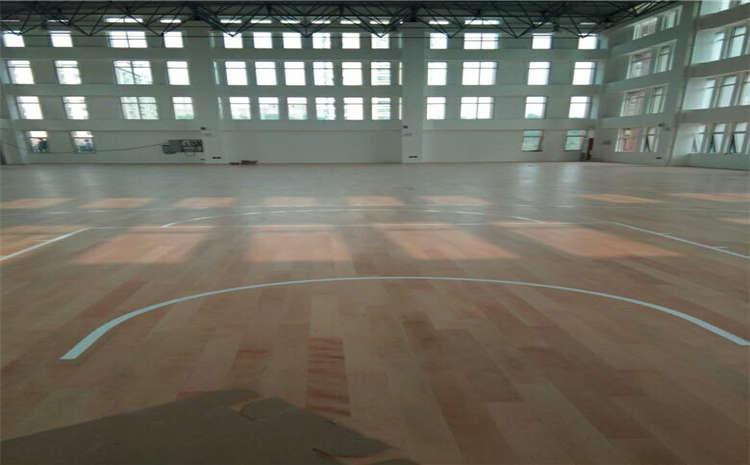 枫桦木体育木地板品牌电话