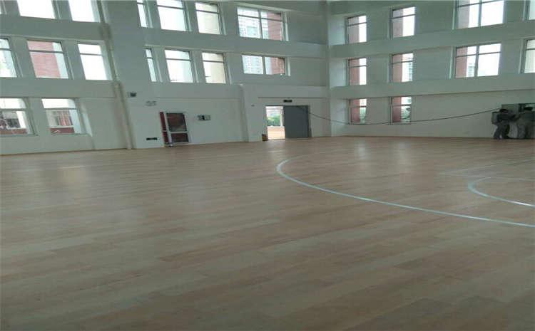哈尔滨体育木地板厂家电话