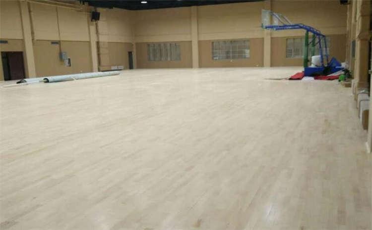 北京柞木体育场地板每平米价格
