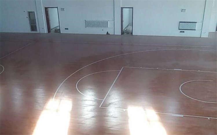 北京枫桦木体育木地板施工