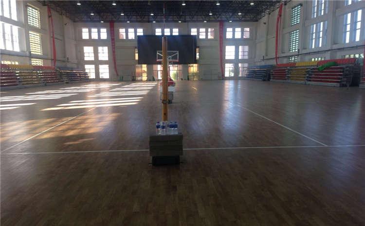 室内篮球馆木地板厂家批发
