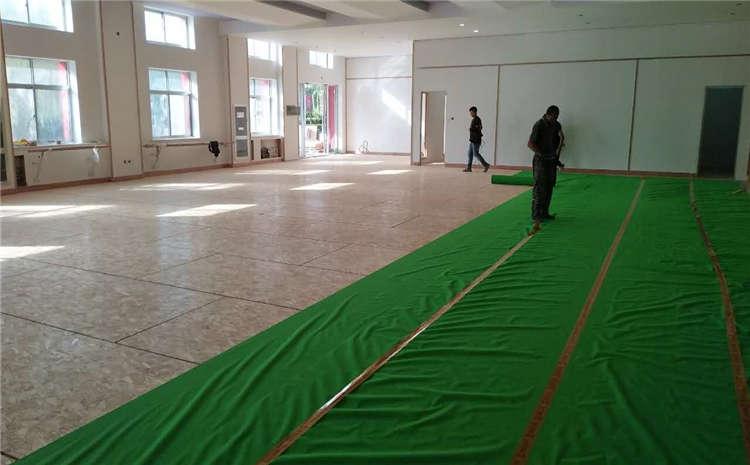 郑州专用体育木地板哪个品牌好