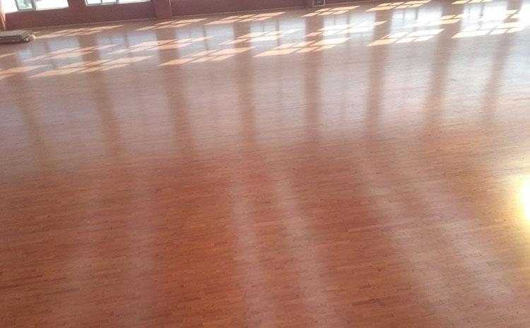 室内体育场馆木地板牌子有哪些