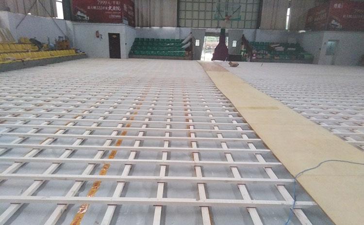 枫木体育木地板厂
