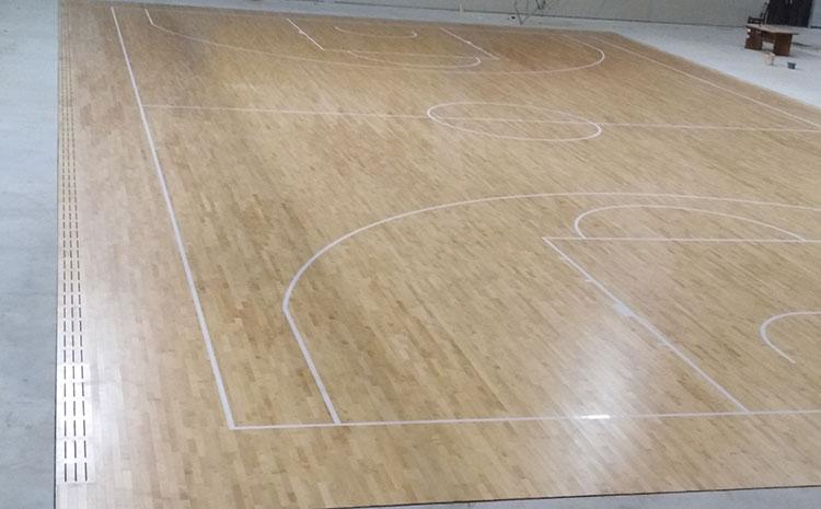 拼装篮球馆木地板品牌电话