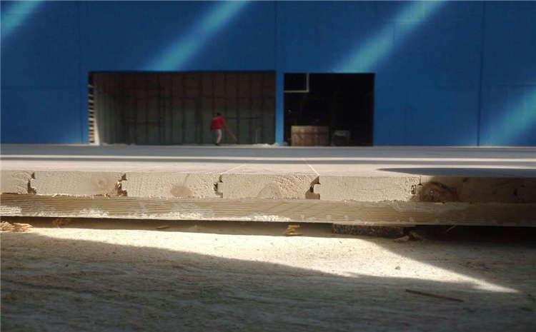 硬木企口篮球馆地板厂家直销