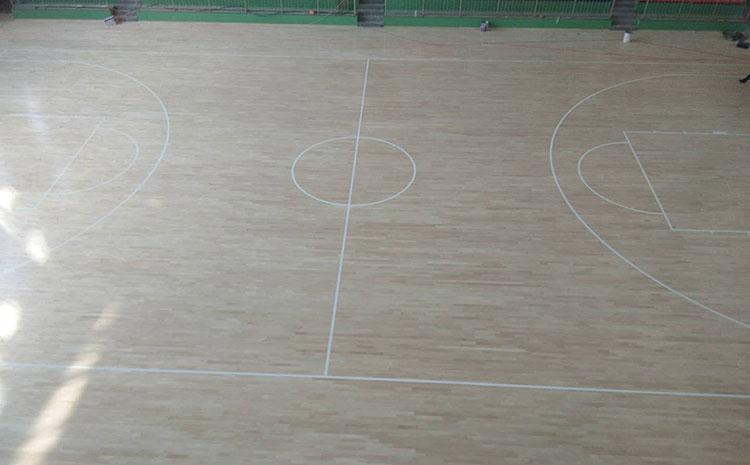 北京体育木地板报价