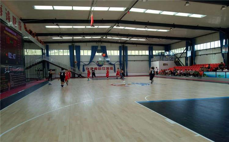 专用运动木地板维护