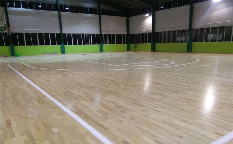 南宁体育木地板价格及图片