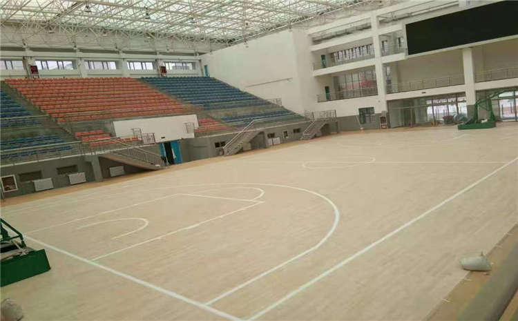 拉萨专业体育木地板代理商