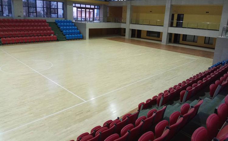 常见的体育运动地板安装