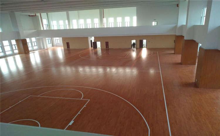 硬木企口体育馆木地板怎么保养